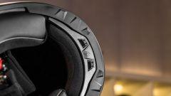 Scorpion HX1: dettagli degli interni