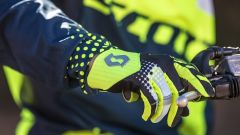 Scott Collezione MX 2018, guanti yellow
