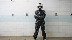 Scott: giacca e pantaloni PRO DP Rain, guanti Distinct 1 GP - Immagine: 3