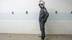Scott: giacca e pantaloni PRO DP Rain, guanti Distinct 1 GP - Immagine: 4