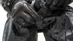 Scott: giacca e pantaloni PRO DP Rain, guanti Distinct 1 GP - Immagine: 8