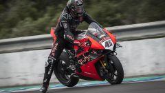 Scott Redding nel Mondiale Superbike 2020 la Ducati Panigale V4 R