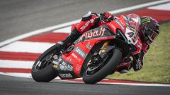 Scott Redding sulla Ducati Panigale V4 R