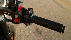 Scrambler Ducati Full Throttle: comandi al blocchetto elettrico destro