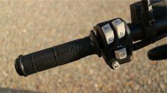 Scrambler Ducati Full Throttle: comandi al blocchetto elettrico sinistro