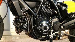 Scrambler Ducati Full Throttle: il bicilindrico Desmo a due valvole per cilindro