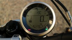 Scrambler Ducati Full Throttle: il quadro strumenti digitale