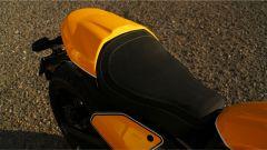 Scrambler Ducati Full Throttle: sotto l'unghia di plastica c'è la sella per il passeggero