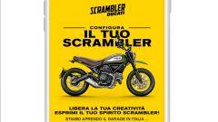 Scrambler Ducati: il nuovo configuratore è disponibile per iOS e presto anche per Android