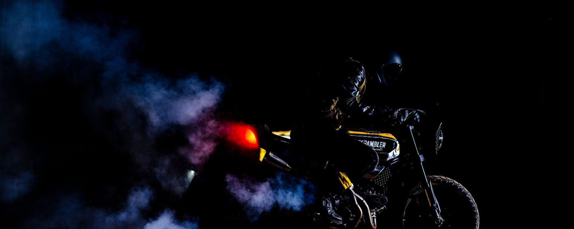 Scrambler Ducati SC-Rumble