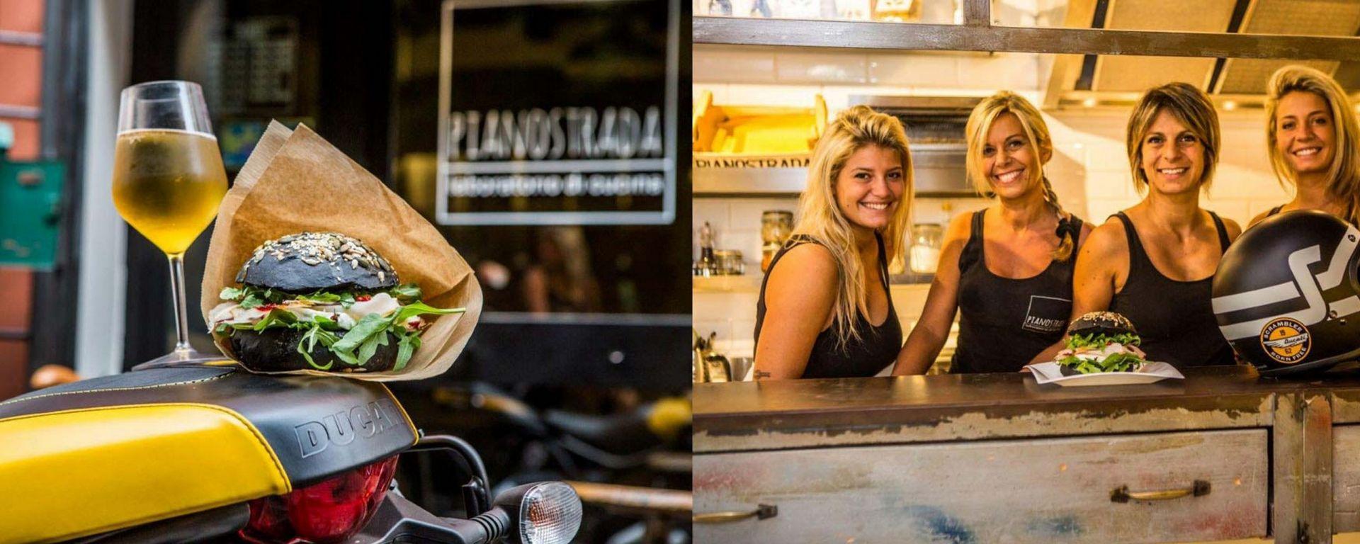 Scrambler Ducati Taste of Joy contiene oltre 150 indirizzi di street food italiani