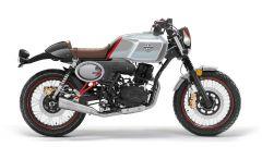 EICMA 2018, novità moto: UM Motorcycles Scrambler X 125i Café