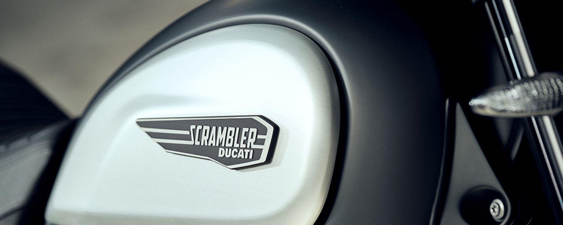 Scrambler1100 Dark PRO: la livrea Dark Stealth
