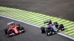 Scuderia Ferrari e Sauber F1 Racing Team
