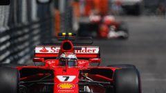 Scuderia Ferrari - F1 2017 GP Monaco