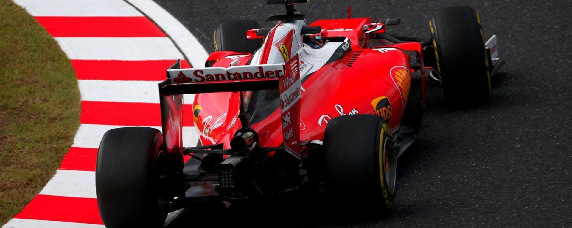 Raikkonen e Vettel, GP del Giappone: non siamo dove vorremmo essere