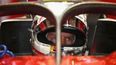 Scuderia Ferrari, in prova l'Halo nei test del 2017