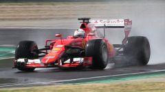 Scuderia Ferrari, la monoposto modificata per rispettare il nuovo regolamento 2017