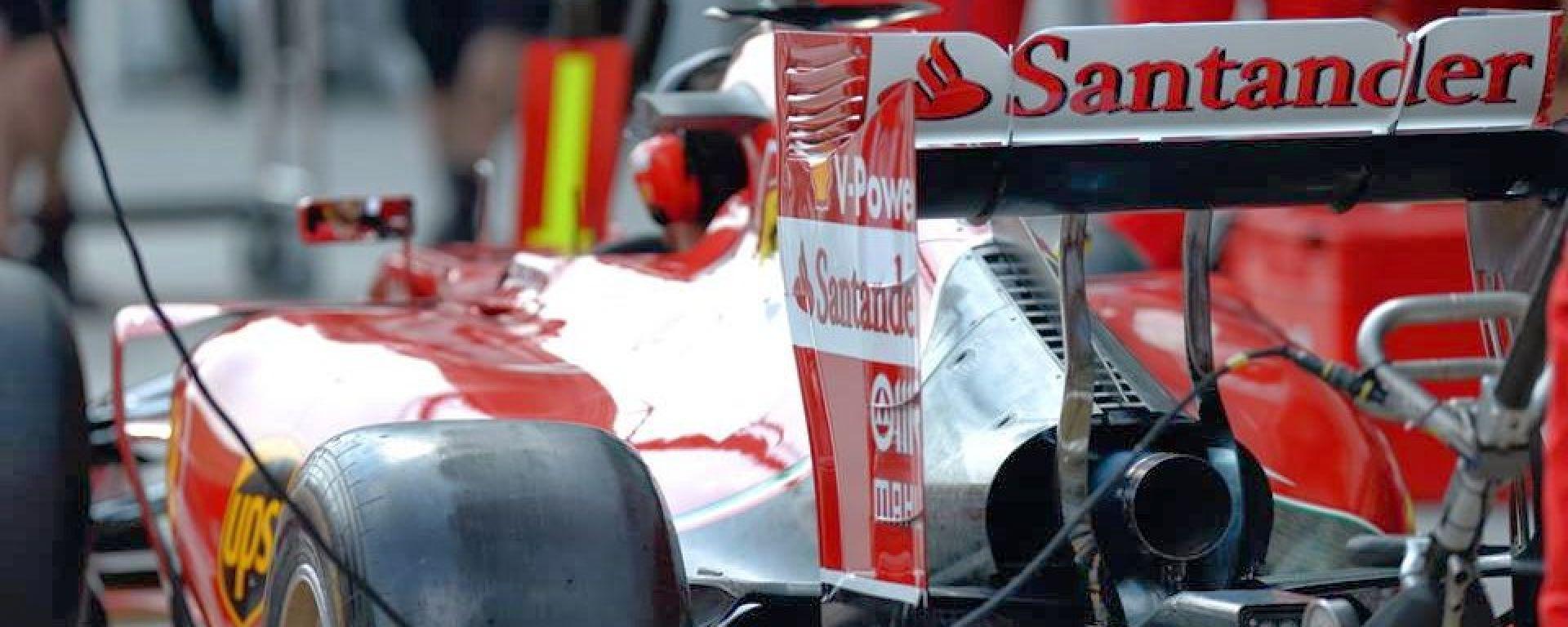 Scuderia Ferrari - Malaysian GP