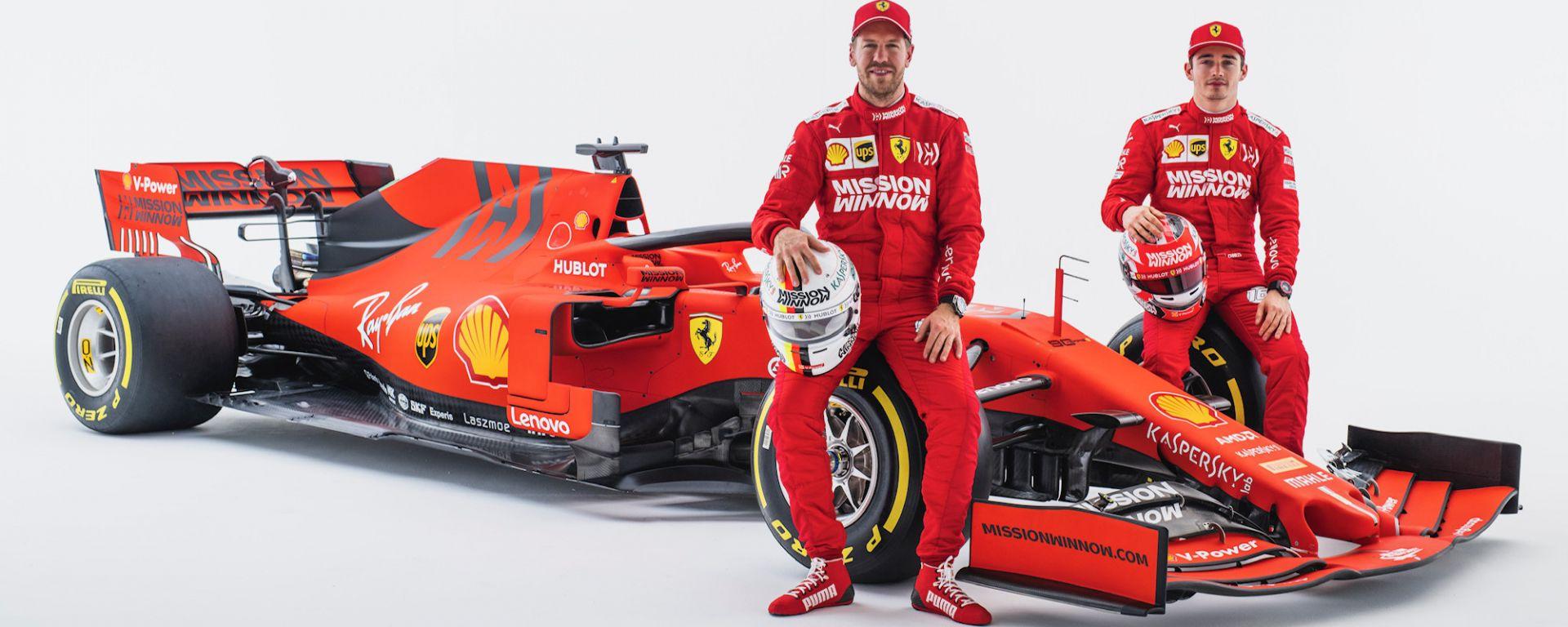 Scuderia Ferrari F1 2019