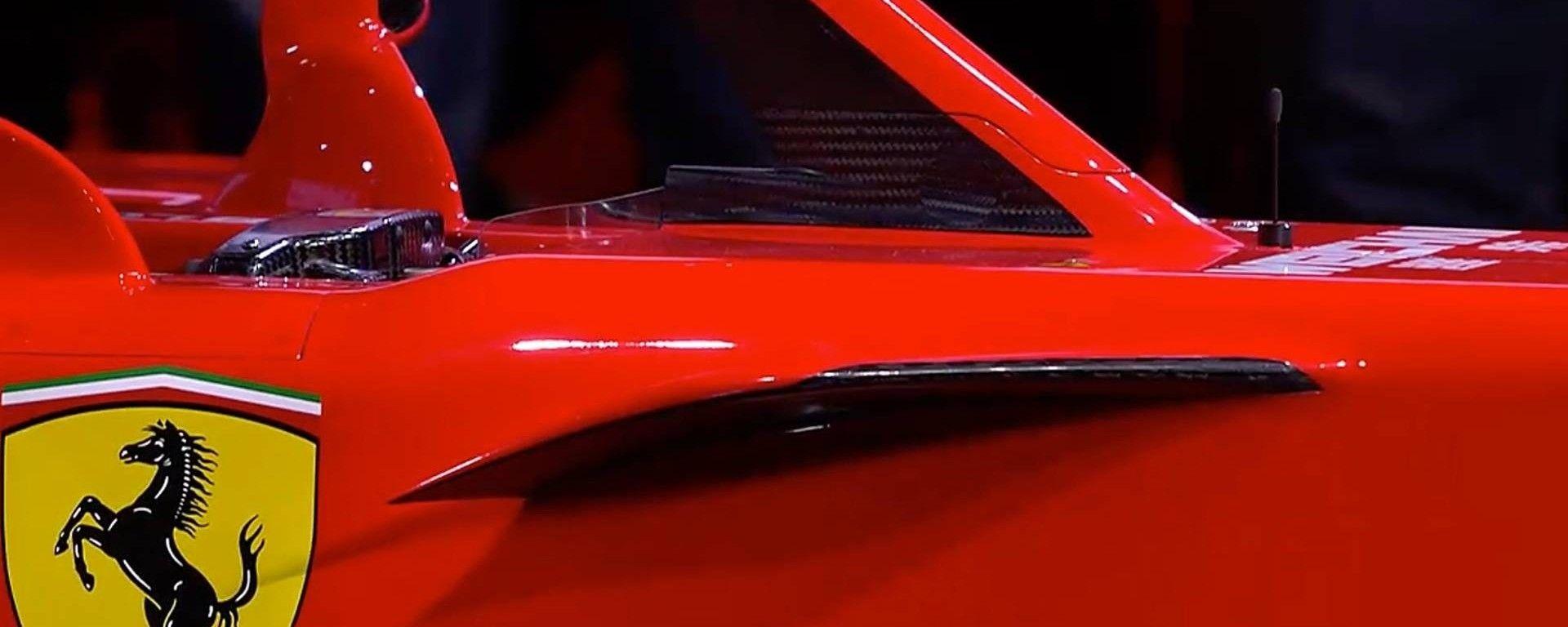 Ferrari omologa il telaio per la stagione di F1 2019