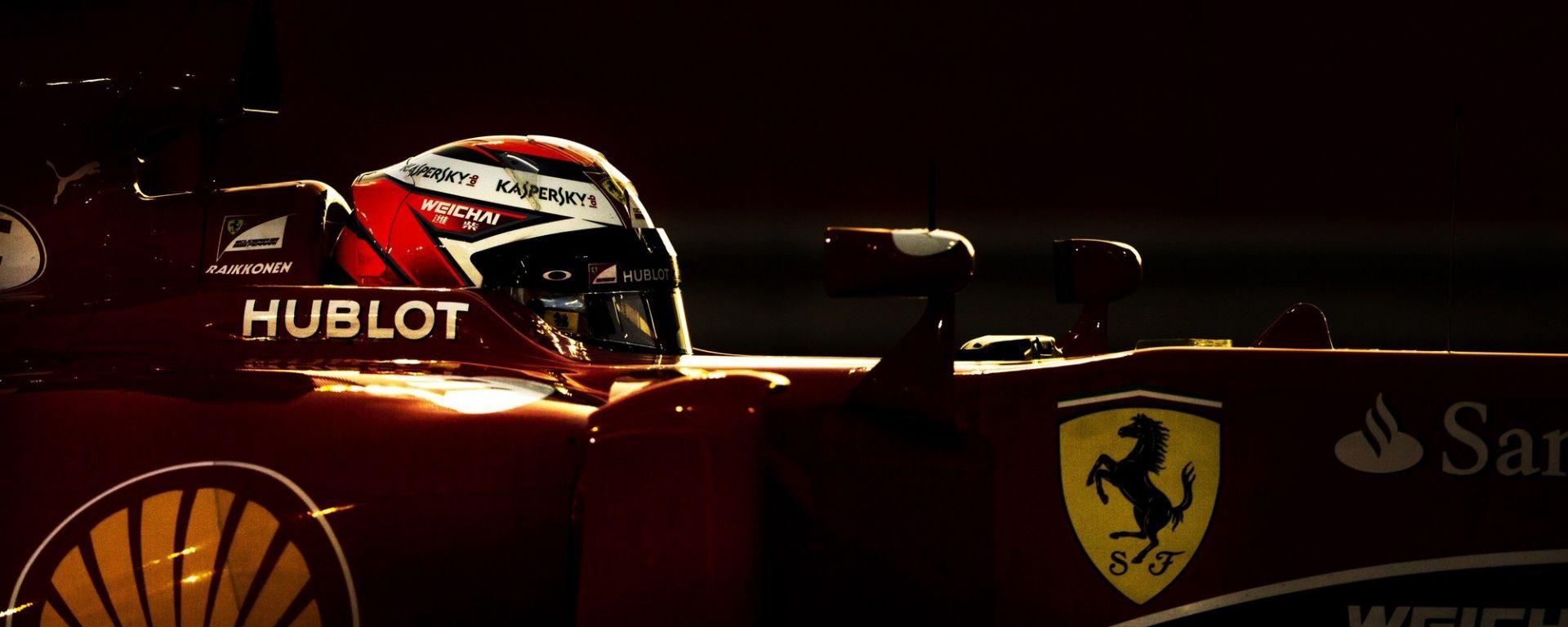 Scuderia Ferrari, Raikkonen