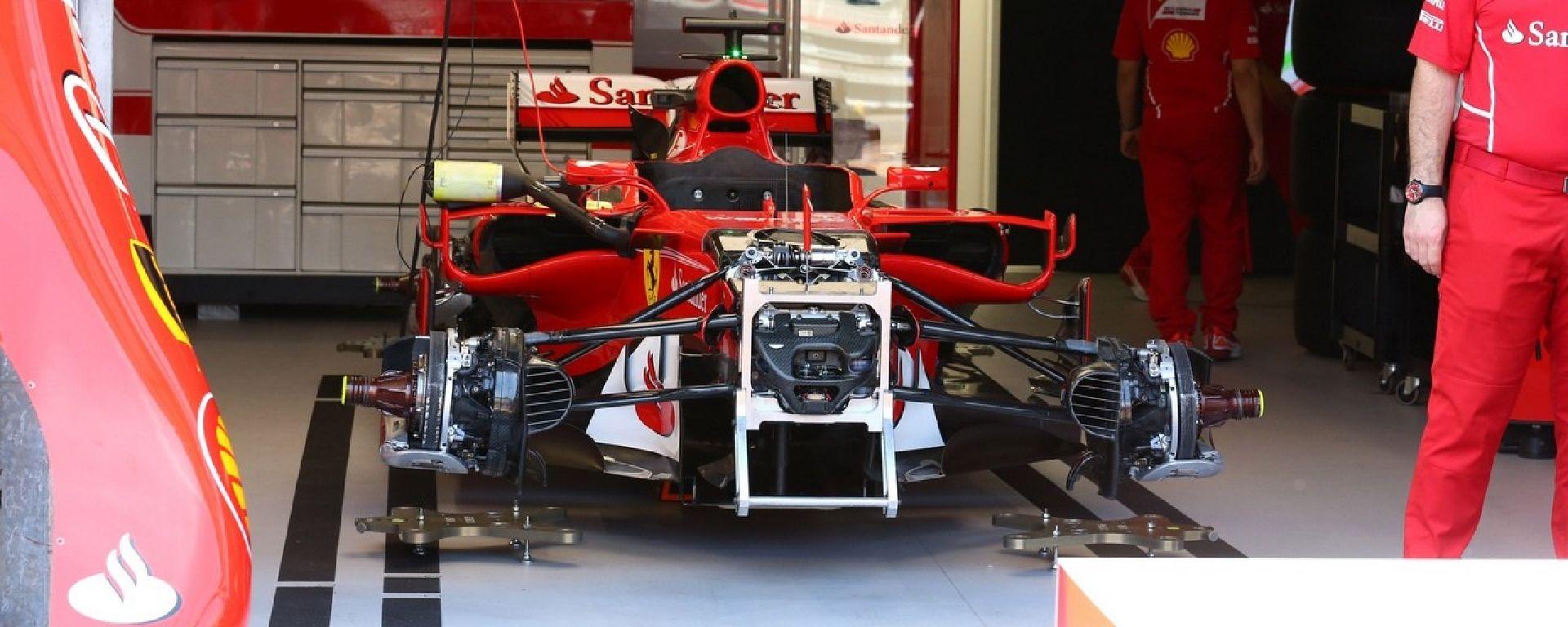 Scuderia Ferrari SF70H