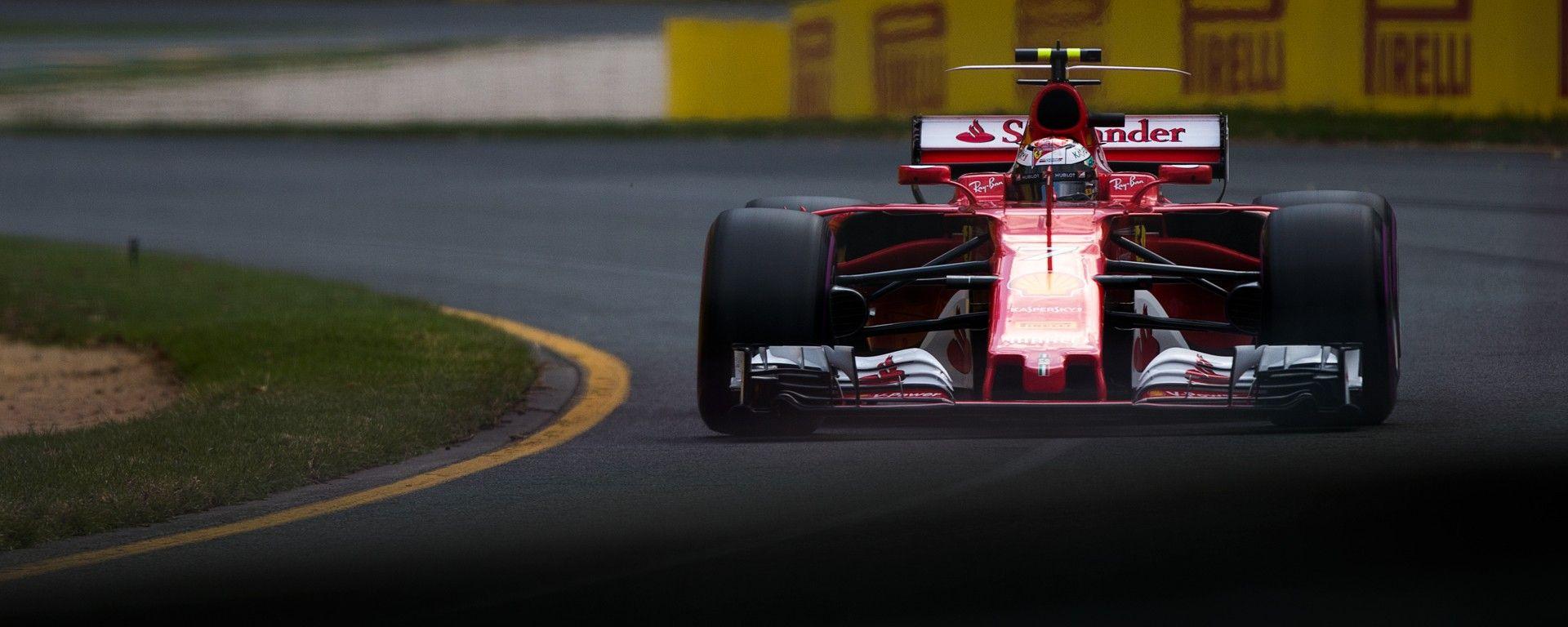 Scuderia Ferrari - Silverstone Circuit