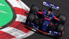 Scuderia Toro Rosso, Brendon Hartley