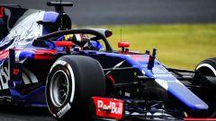 Scuderia Toro Rosso STR12 dotata di Halo