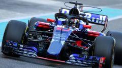 F1: il filming day a Misano della Toro Rosso STR13 - Immagine: 1