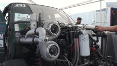 Scusi, lei quanti turbo ha? Sotto al cofano del truck di Power Driven Diesel