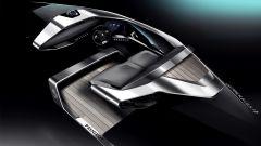 Sea Drive Concept: Peugeot e Beneteau per la barca del domani - Immagine: 10