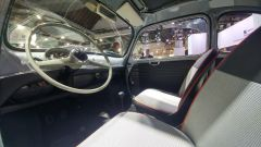 Seat 600 BMS, gli interni