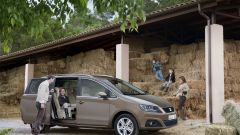 Seat Alhambra 4x4 - Immagine: 50