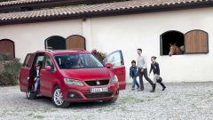 Seat Alhambra 4x4 - Immagine: 13