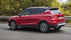 Seat Arona TGI: caratteristiche e prezzi del SUV a metano