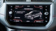 Seat Arona TGI FR: l'unico SUV compatto che è anche a metano  - Immagine: 10