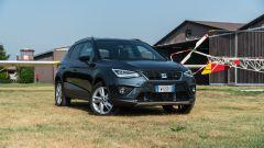 Seat Arona TGI FR: l'unico SUV compatto che è anche a metano  - Immagine: 16