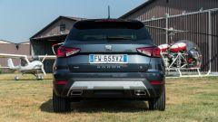 Seat Arona TGI FR: l'unico SUV compatto che è anche a metano  - Immagine: 22