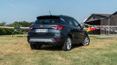 Seat Arona TGI FR: l'unico SUV compatto che è anche a metano  - Immagine: 24
