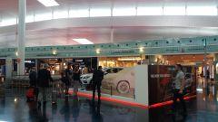 Seat Ateca: un modello in sabbia all'aeroporto di Barcellona - Immagine: 4