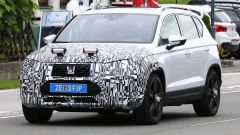 Seat Ateca: facelift frontale