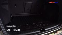 Seat Ateca, il bagagliaio: 510 litri e 1.604 litri, a sedili reclinati