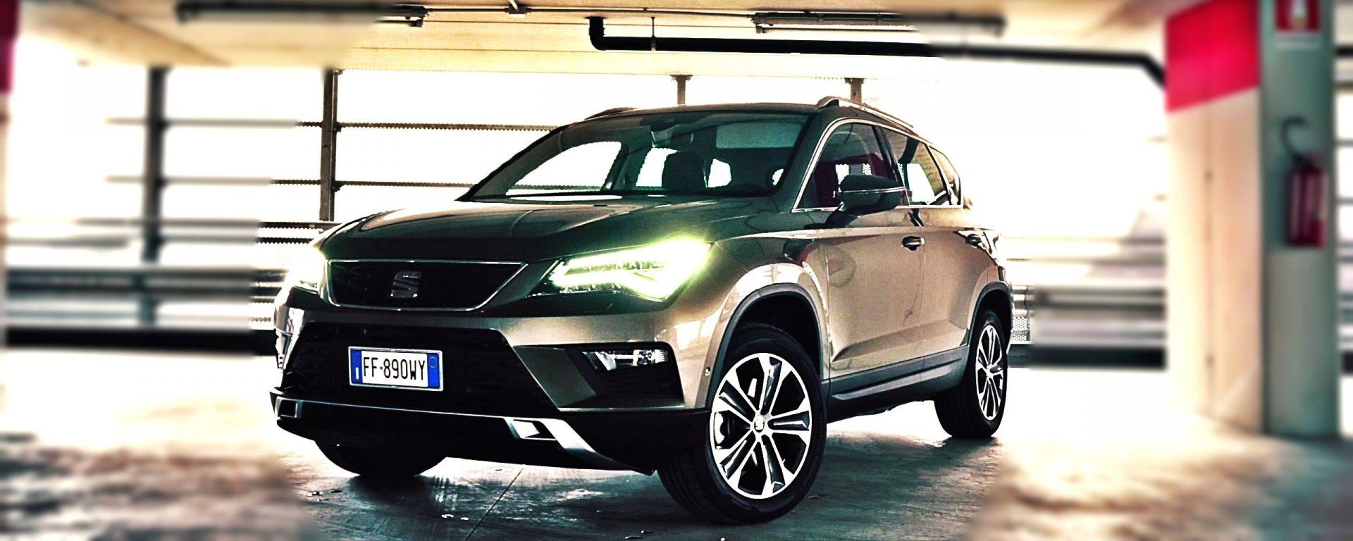 Seat Ateca: la prima SUV della Casa spagnola