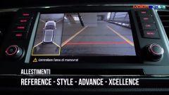 Seat Ateca: sistema per controllare area di manovra
