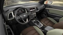 Seat Ateca X-Perience concept, gli interni