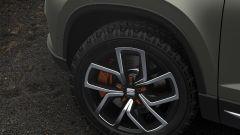 Seat Ateca X-Perience concept, ha cerchi da 18''