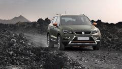 Seat Ateca X-Perience concept, la trazione integrale 4Drive è di serie