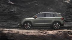 Seat Ateca X-Perience concept, monta pneumatici con spalla maggiorata